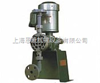 AH日本AH 系列机械隔膜计量泵浦