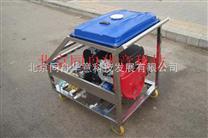 YE1550P型地下管道移动式高压汽油机疏通机