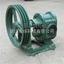 皮带轮齿轮泵BP|齿轮泵