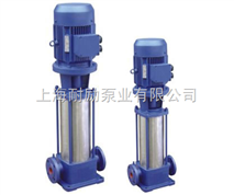立式多级管道增压泵