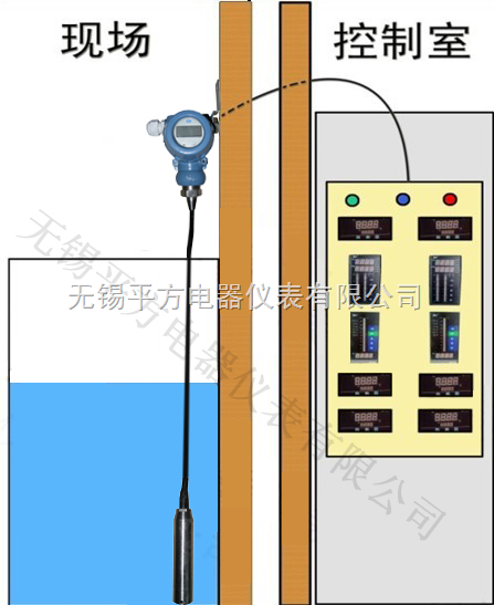 全自动水塔压力控制器接线图