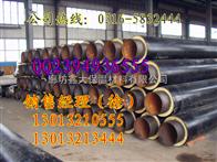 氰聚塑直埋保温管现场发泡,聚氨酯发泡保温管密度要求