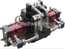 气驱增压泵80