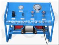 氢气压缩机 气体驱动