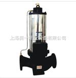 立式单级单吸管道离心泵
