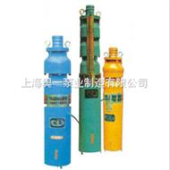 QS充水湿式多级潜水电泵
