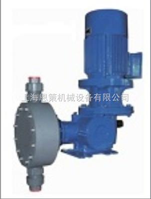 MS3意大利SEKO计量泵---MS3系列机械隔膜计量泵