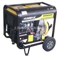 移动式190A柴油发电电焊机|上海柴油发电电焊一体机价格