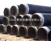 優質供暖管道保溫材料 直埋保溫管廠家 預製聚氨酯保溫管價格
