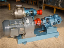 NYP高黏度转子泵(内啮合齿轮泵)(可保温)