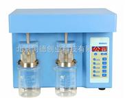 双头面筋测定仪/面筋洗涤仪/双头面筋测定仪型号:TC-JMG-III (新国标)