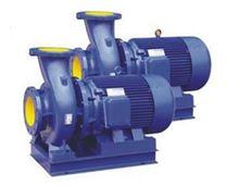 上海卧式清水泵ISW型 单级清水管道泵