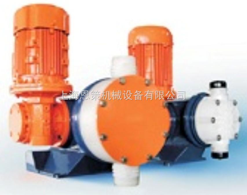 普罗名特Eco-Line系列计量泵