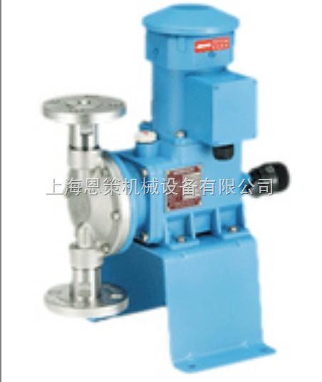 韩国千世KM系列机械隔膜式计量泵