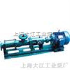 GF型单螺杆泵(整体不锈钢)厂家/价格