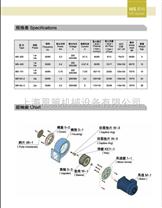 台湾全风MS-150-2透浦式鼓风机
