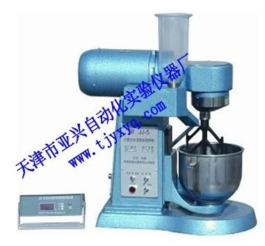 天津市亚兴自动化实验仪器厂 水泥物检分析仪器类 水泥胶砂搅拌机 >