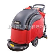 克力威 半自动洗地机/电瓶式洗地机/工厂车间洗地机/XD18W