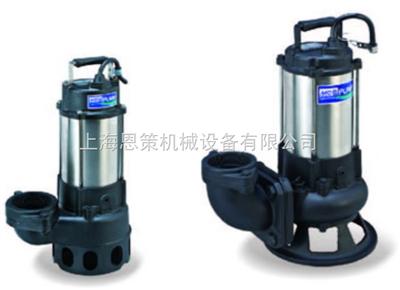 F型中国台湾河见F型泛用污物泵浦