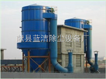 CXBC-III微震屏蔽式机械回转扁袋除尘器