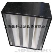 组合式大风量高效过滤器,塑框V型高效过滤器, 精密过滤器