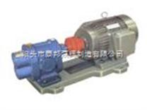 勇于创新高压渣油泵,KCB齿轮泵提升品质