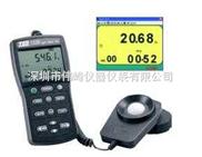 TES-1339R专业级照度计,台湾泰仕照度计