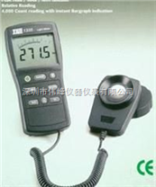 TES-1335 照度計,台灣泰仕TES-1335數字照度計