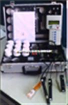 【温度 盐度 溶氧度 pH 氨氮 硫化氢 】便携式水质分析仪