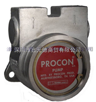 耐磨蚀甲醇燃烧机高压泵 PROCON水泵